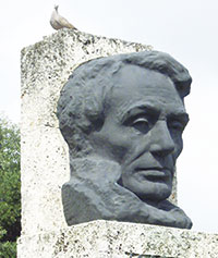 Estatua de Lincoln